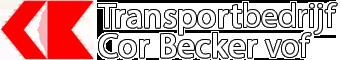 Transportbedrijf Cor Becker VOF